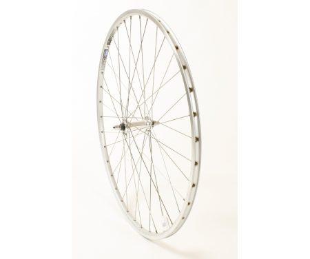 Forhjul 700c Sølv