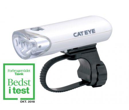 Forlygte Cateye HL-EL135N Hvid 3 LED 150 Candela