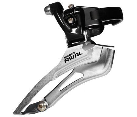 Forskifter Rival 10 gear til pålodning Sort