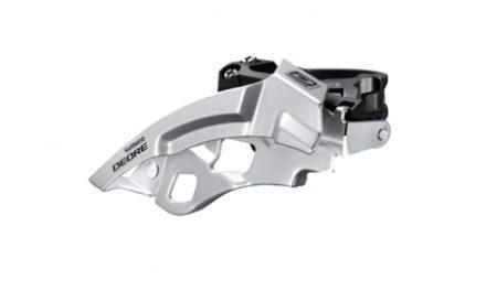 Forskifter Shimano Deore FD-M610 3 x 10 gear til sadelrørs montering