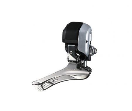 Forskifter Shimano Dura Ace 2 x 11 gear Elektronisk  til direkte montering