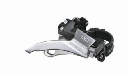 Forskifter Shimano XTR FD-M980 3 x 10 gear til sadelrørs montering