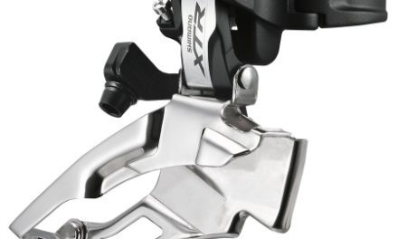 Forskifter Shimano XTR FD-M981 3 x 10 gear til sadelrørs montering