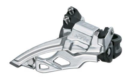 Forskifter Shimano XTR FD-M985 2 x 10 gear til sadelrørs montering