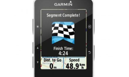Garmin Cykelcomputer Edge 520 GPS Worldwide