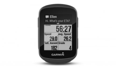Garmin Edge 130 – GPS Cykelcomputer
