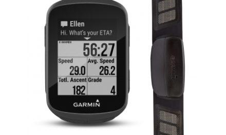 Garmin Edge 130 HR bundle – GPS Cykelcomputer inkl. pulsbælte