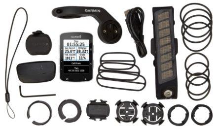 Garmin Edge 520 – Cykel GPS – Bundle