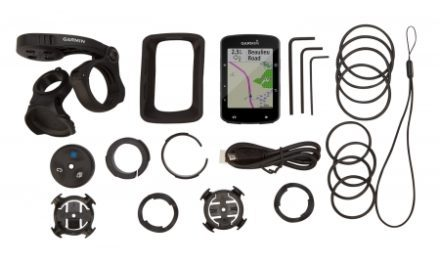Garmin Edge 520 Plus MTB-bundle – GPS Cykelcomputer