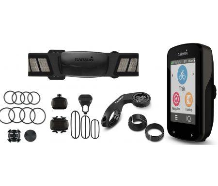 Garmin Edge 820 GPS – Cykelcomputer – Bundle