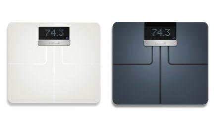 Garmin Index Smart Scale – Vægt der bl.a måler kropsfedt, vand og BMI