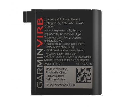 Garmin Virb Ultra – Ekstra batteri – 1250 mAh