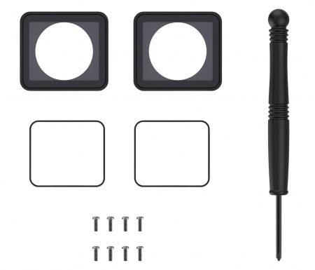 Garmin Virb Ultra – Reparationssæt – Inkl. 2 linser og værktøj