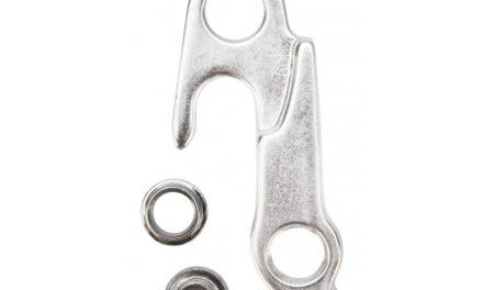 Geardrop type GH-124 – Sølv