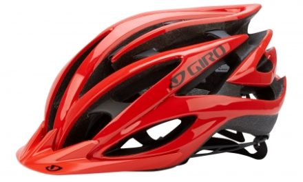 Giro Fathom MTB cykelhjelm – Glowing Red