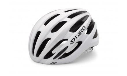 Giro Foray – Cykelhjelm – Mat Hvid/Sølv