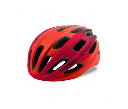 Giro Isode – Cykelhjelm – Str. 54-61 cm – Mat Rød/Sort