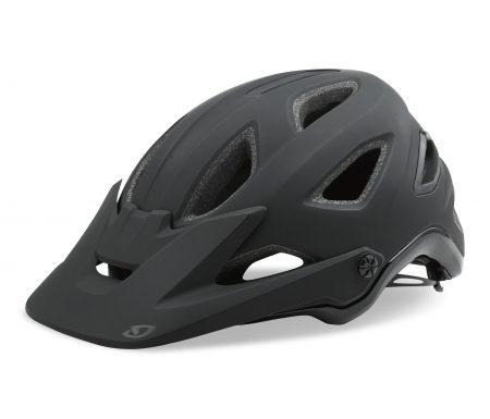 Giro Montaro Mips – Cykelhjelm – Mat Sort