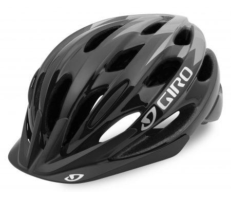 Giro Raze – Cykelhjelm – Str. 50-57 cm – Sort Zap