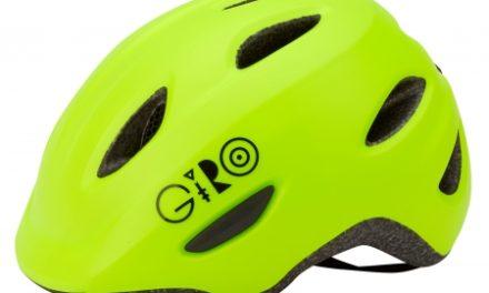 Giro Scamp børnecykelhjelm – Mat lime