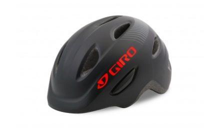 Giro Scamp – Cykelhjelm – Mat Sort