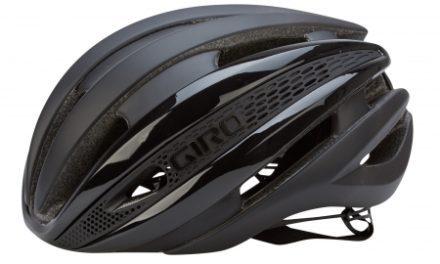 Giro Synthe cykelhjelm – Mat sort