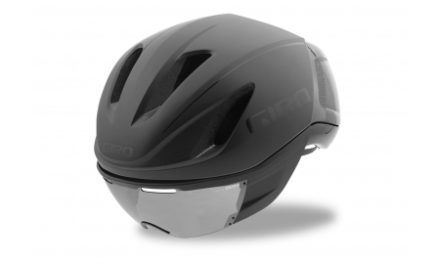 Giro Vanquish Mips – Cykelhjelm – Mat/Glans Sort