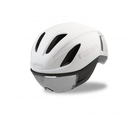 Giro Vanquish Mips – Cykelhjelm – Mat Hvid/Sølv