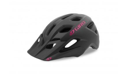 Giro Verce – Cykelhjelm – Str. 50-57 cm – Mat Sort/Pink
