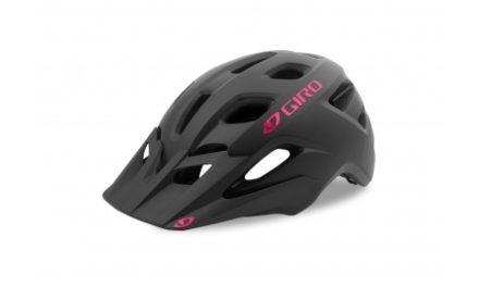 Giro Verce Mips – Cykelhjelm – Str. 50-57 cm – Mat Sort/Pink