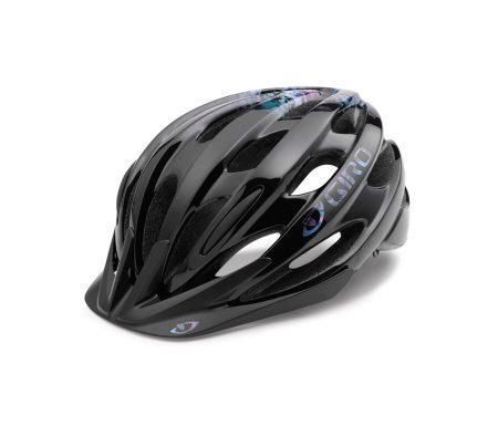 Giro Verona –  Cykelhjelm – Str. 50-57 cm – Sort med effekt
