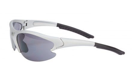 Gobi – Løbe- og cykelbrille – Matsølv