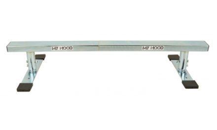 Grind rail – My Hood 90 cm lang – Stål