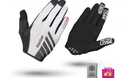 GripGrab 1049 Racing – Cykelhandsker til MTB – Hvid – Lang