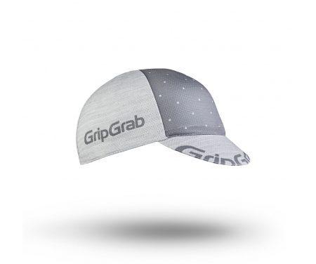 GripGrab 5019 Summer Cycling Cap – Cykelkasket – Dame – Grå – Onesize