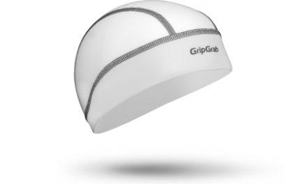 GripGrab 5021 Summer Skull Cap Mesh – Sommer hjelmhue – Hvid – Onesize