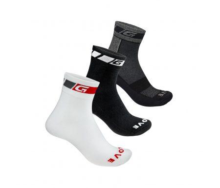 GripGrab All-season Socks – 3 stk cykelstrømper