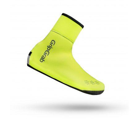 GripGrab Arctic Waterproof Hi-Vis Winter 2028 – Isolerende skoovertræk – Neon Gul