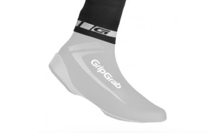 GripGrab – Cyclinggaiter – Sort
