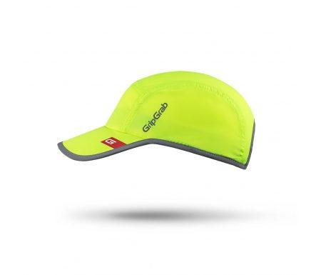 GripGrab løbe Cap – Hi-Vis – One Size