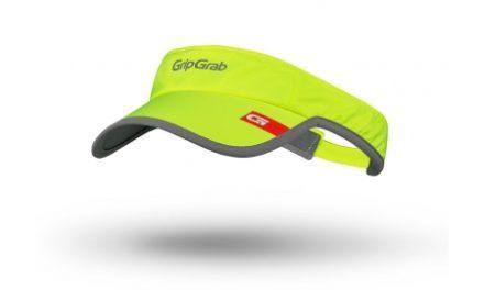 GripGrab løbe solskærm – Visor – Hi-Vis – One Size
