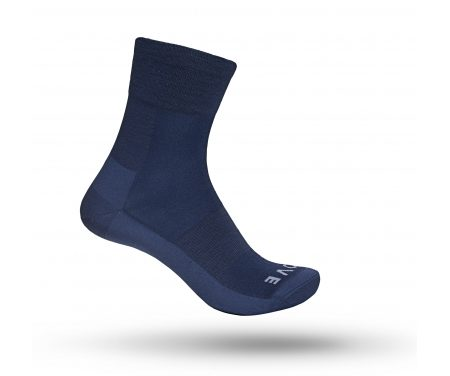GripGrab Merino Lightweight Sock SL 3015 – Cykelstrømpe – Navy