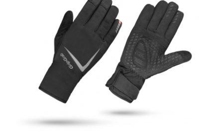 GripGrab Optimus – Eksklusiv vintercykelhandske – Sort