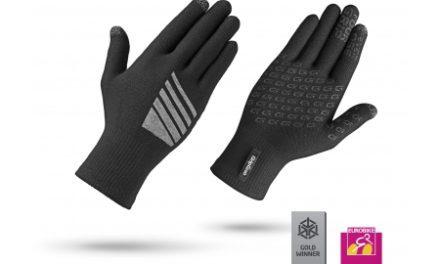 GripGrab Primavera Merino Glove 1053 – Cykelhandske – Sort