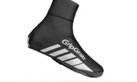 GripGrab Race Thermo – Vind og vandtæt skoovertræk – Sort