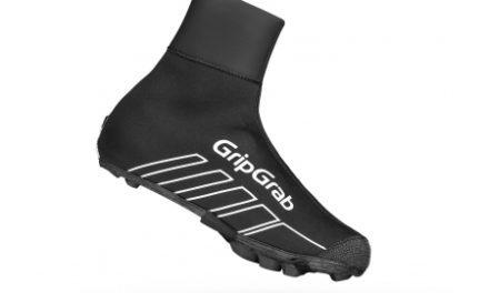 GripGrab Race Thermo X Off road – Vandtæt skoovertræk – Sort