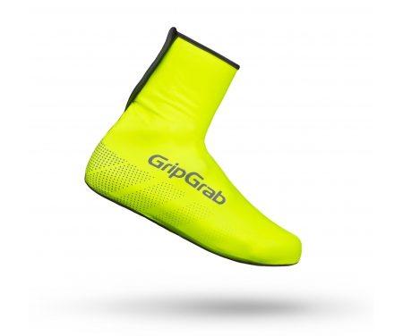 GripGrab Ride Waterproof Hi-Vis 2029 – Vandtæt skoovertræk – Neon Gul
