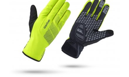 GripGrab Ride Waterproof Hi-Vis Winter 1069 – Cykelhandske – Neon Gul