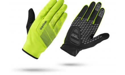 GripGrab Ride Windproof Hi-Vis Glove 1067- Cykelhandske – Neon Gul