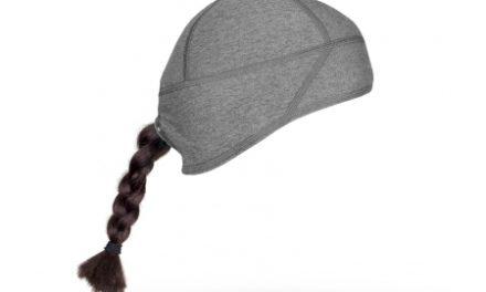 GripGrab Skull Cap – Dame hjelmhue – Grå